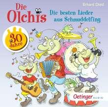 Die Olchis.Lieder aus Schmuddelfing, CD