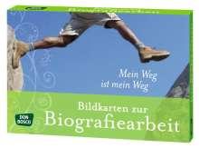 Hubert Klingenberger: Bildkarten zur Biografiearbeit, Diverse