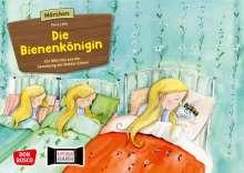 Brüder Grimm: Die Bienenkönigin. Kamishibai Bildkartenset., Diverse