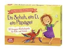 Elke Gulden: Ein Schuh, ein Ei, ein Papagei, Diverse