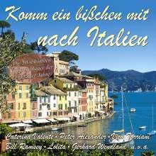 Komm ein bisschen mit nach Italien: Die 50 schönsten Italien-Schlager, 2 CDs