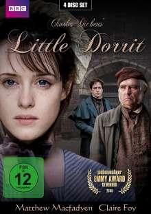 Little Dorrit, 4 DVDs