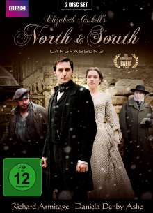 North and South (2004) (Langfassung), 2 DVDs