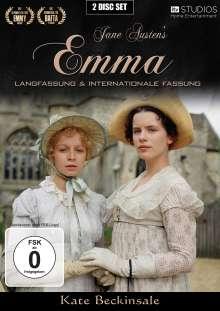 Emma (1997), 2 DVDs