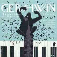 George Gershwin (1898-1937): Rhapsody in Blue (Jazzband-Version), CD