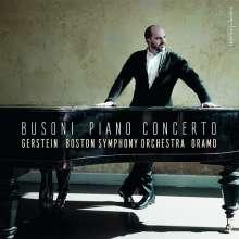 Ferruccio Busoni (1866-1924): Klavierkonzert op. 39, CD