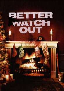 Better Watch Out (Blu-ray im Mediabook), 1 Blu-ray Disc und 1 CD
