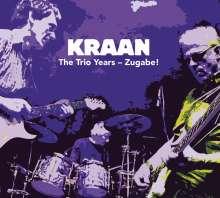 Kraan: The Trio Years - Zugabe! (180g), LP