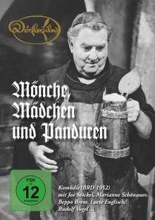 Mönche, Mädchen und Panduren, DVD