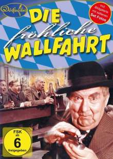 Die fröhliche Wallfahrt, DVD