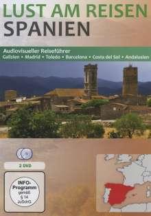 Lust am Reisen - Spanien, 2 DVDs