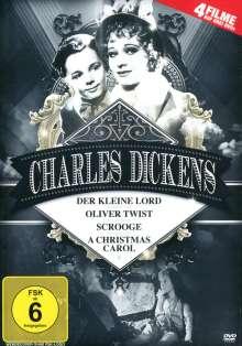 Charles Dickens Box (4 Filme auf 3 DVDs), 3 DVDs
