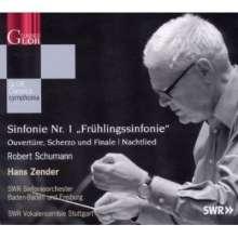 Robert Schumann (1810-1856): Symphonie Nr.1, CD