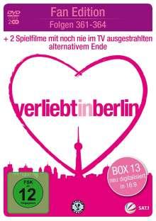 Verliebt in Berlin - Fan Edition Box 13 Folge 361-364, 2 DVDs