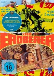 Die Eroberer, DVD