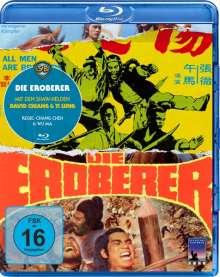 Die Eroberer (Blu-ray), Blu-ray Disc