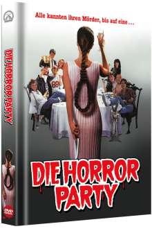 Die Horror Party (Mediabook), DVD