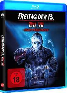 Freitag, der 13. Teil 7: Jason im Blutrausch (Blu-ray), Blu-ray Disc