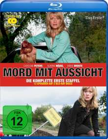Mord mit Aussicht Staffel 1 (Blu-ray), 2 Blu-ray Discs