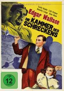 Edgar Wallace: Die Kammer des Schreckens, DVD