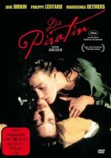 Die Piratin, DVD