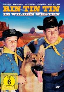 Rin Tin Tin im wilden Westen, DVD