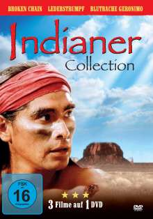 Indianer Collection (3 Filme auf 1 DVD), DVD
