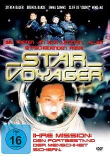 Star Voyager, DVD