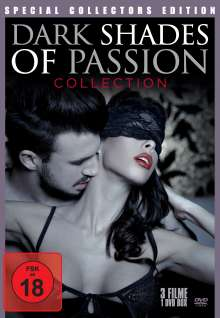 Dark Shades of Passion (Special Collectors Edition), DVD