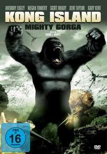 Kong Island, DVD