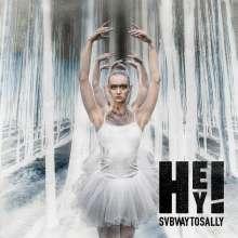 Subway To Sally: Hey! (Limited-Edition), 1 LP und 1 CD