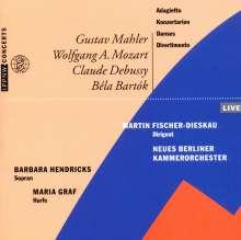 Barbara Hendricks - Benefizkonzert 29.2.1992 Berlin, CD