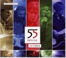 55 Fifty Five: Live In Berlin 2009, 2 CDs