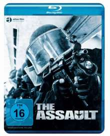 The Assault (Blu-ray), Blu-ray Disc