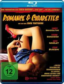 Romance & Cigarettes (Blu-ray), DVD