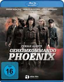 Female Agents (Blu-ray), Blu-ray Disc