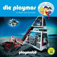 Florian Fickel: Die Playmos - Folge 36, CD