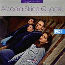 Arcadia String Quartet, CD