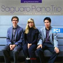 Saguaro Piano Trio, CD