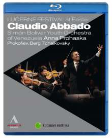 Claudio Abbado - Lucerne Festival at Easter, Blu-ray Disc