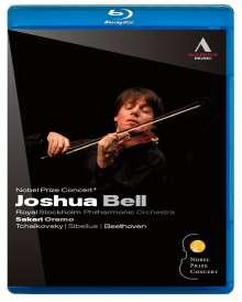 Joshua Bell - Nobel Prize Concert, Blu-ray Disc