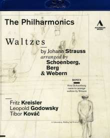 The Philharmonic - Waltzes, Blu-ray Disc