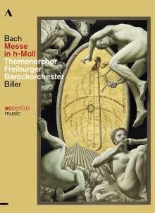 Johann Sebastian Bach (1685-1750): Messe h-moll BWV 232, DVD