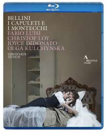 Vincenzo Bellini (1801-1835): I Capuleti e I Montecchi, Blu-ray Disc