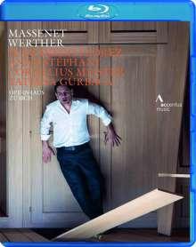 Jules Massenet (1842-1912): Werther, Blu-ray Disc