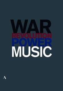War Music - Musik in Zeiten von Krieg und Revolution, 2 DVDs