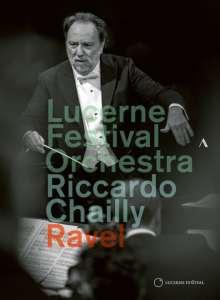 Maurice Ravel (1875-1937): Bolero, DVD