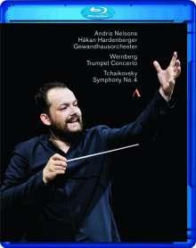 Andris Nelsons & Hakan Hardenberger - Live at the Gewandhaus Leipzig 2019, Blu-ray Disc