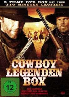 Cowboy Legenden Boy (3 Filme Box), DVD