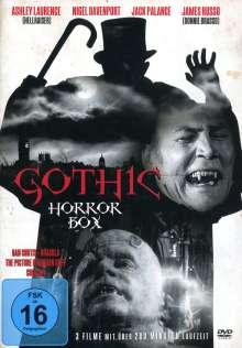 Gothic Horror Box (3 Filme), DVD